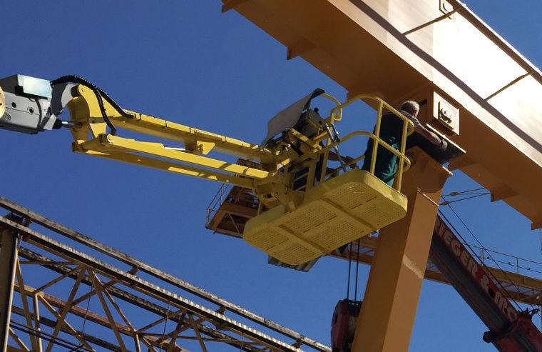 Prüfung und Wartung von kraftbetriebenen Toren - A. P. Pfaff GmbH & Co. KG – Augsburg