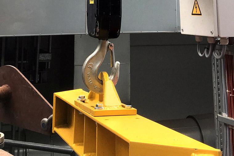 Kettenzug Traglast 2000kg