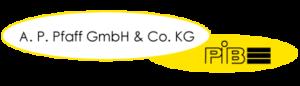 Logo A.P. Pfaff GmbH & Co. KG